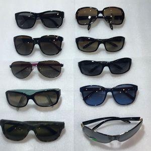 Lot #13 of 10 Ralph Lauren Sunglasses